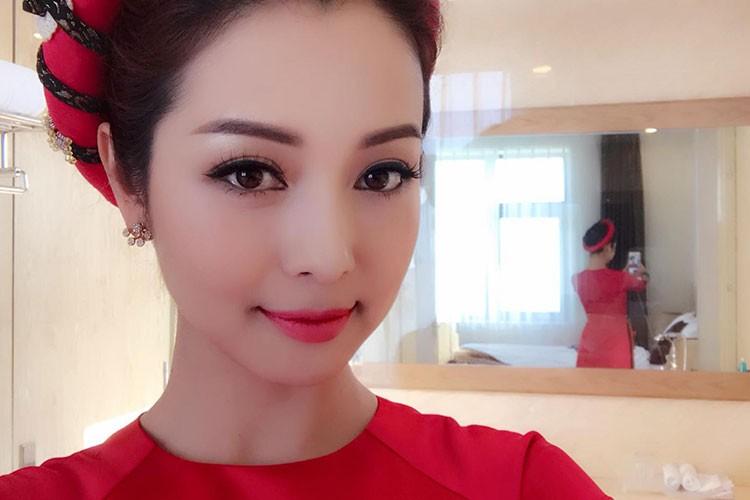 Hot Face sao Viet 24h: A hau Hoang Anh xinh dep tai xuat sau sinh-Hinh-6