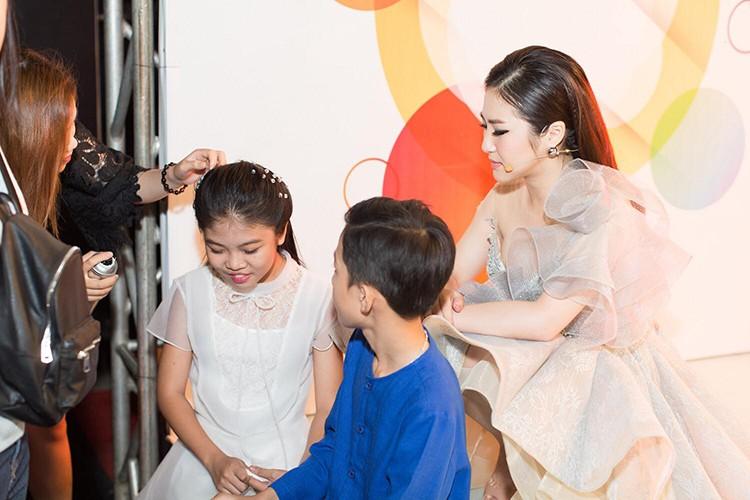 Hot Face sao Viet 24h: Huyen My an ui Thuy Dung khi truot top 15-Hinh-11