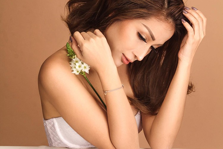Hot Face sao Viet 24h: Huyen My an ui Thuy Dung khi truot top 15-Hinh-5