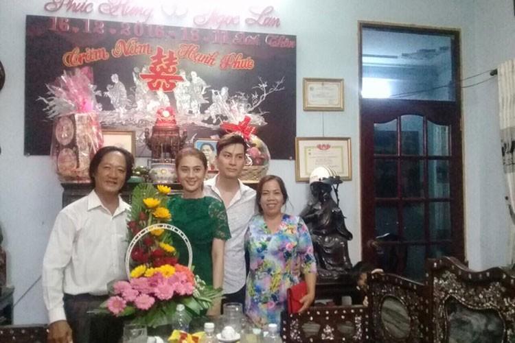 Anh dam ngo cua Lam Khanh Chi va chong sap cuoi-Hinh-4