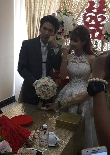 Kelvin Khanh ruoc dau bang mo to trong dam cuoi voi Khoi My-Hinh-9