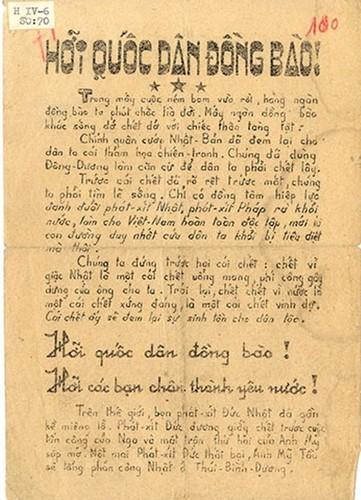 Dau an mua Thu cach mang 1945 qua nhung tai lieu lich su-Hinh-5