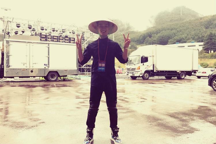 Slim V ghi diem khi trinh dien tai Asia Song Festival 2016