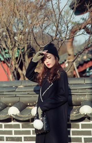 Hot girl Midu noi bat o phim truong Han Quoc-Hinh-2