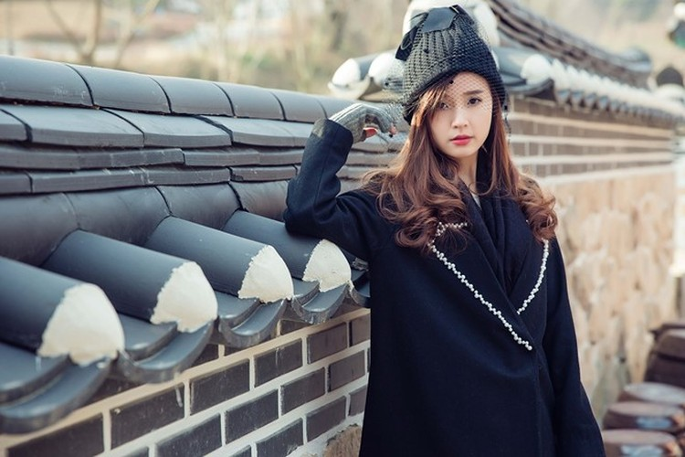 Hot girl Midu noi bat o phim truong Han Quoc
