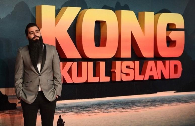 Dan sao Kong: Skull Island rang ro trong ngay ra mat phim-Hinh-3