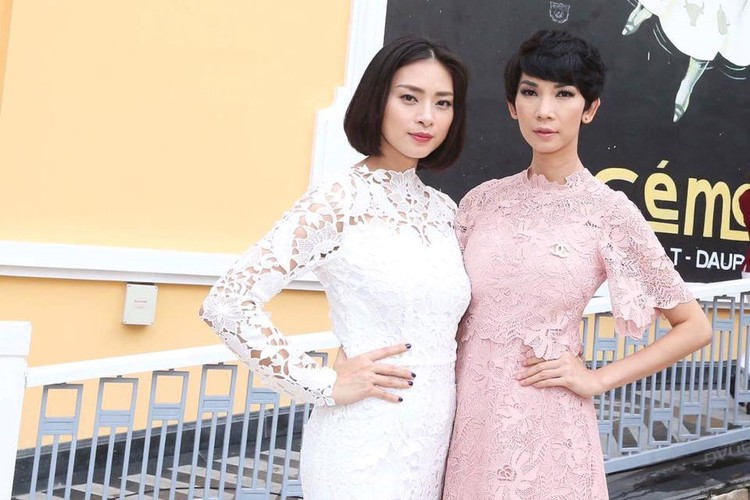 Angela Phuong Trinh va ban trai ra Phu Quoc xem show thoi trang-Hinh-6