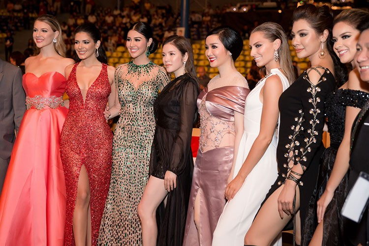Ly Nha Ky dep kieu sa di cham thi Miss Grand International-Hinh-6