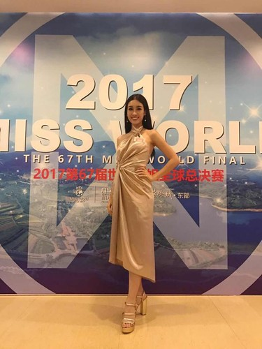 Do My Linh doc tau dan bau thi tai nang Miss World 2017-Hinh-10