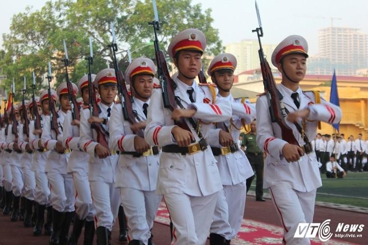 Man nhan Hoc vien An Ninh Nhan dan dieu binh hoanh trang-Hinh-5