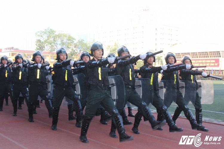 Man nhan Hoc vien An Ninh Nhan dan dieu binh hoanh trang-Hinh-8