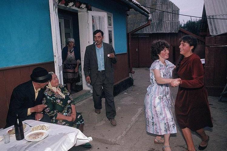 Anh mau hiem ve Ukraine thoi Lien Xo nam 1988
