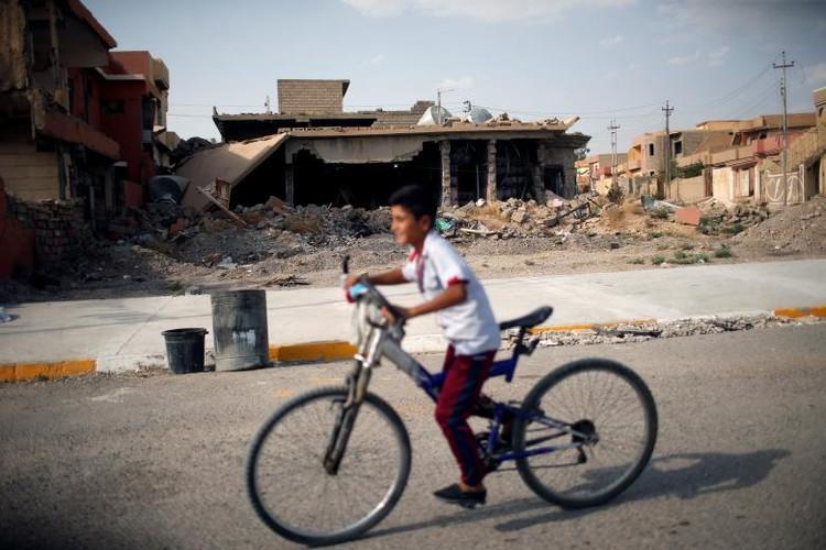 Nguoi Yazidi o Iraq sau cuoc tham sat cua phien quan IS-Hinh-11
