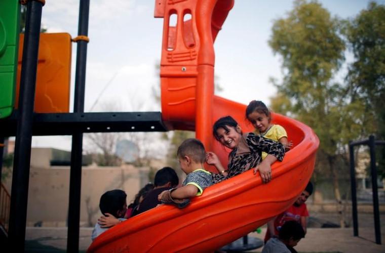 Nguoi Yazidi o Iraq sau cuoc tham sat cua phien quan IS-Hinh-14
