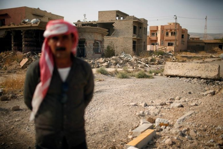 Nguoi Yazidi o Iraq sau cuoc tham sat cua phien quan IS-Hinh-3
