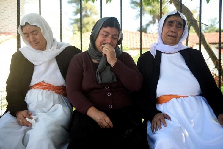 Nguoi Yazidi o Iraq sau cuoc tham sat cua phien quan IS-Hinh-7