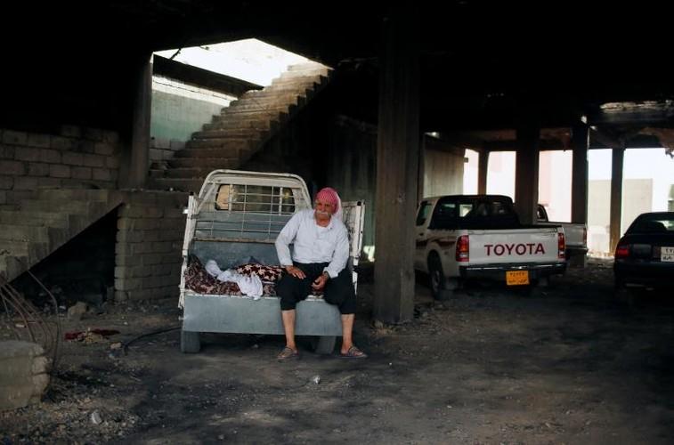 Nguoi Yazidi o Iraq sau cuoc tham sat cua phien quan IS-Hinh-8