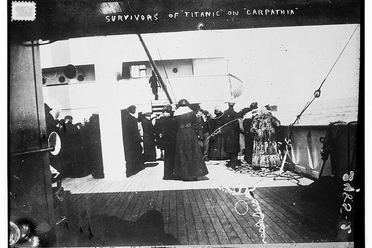 Anh hiem ve tau Titanic truoc khi bi chim-Hinh-10