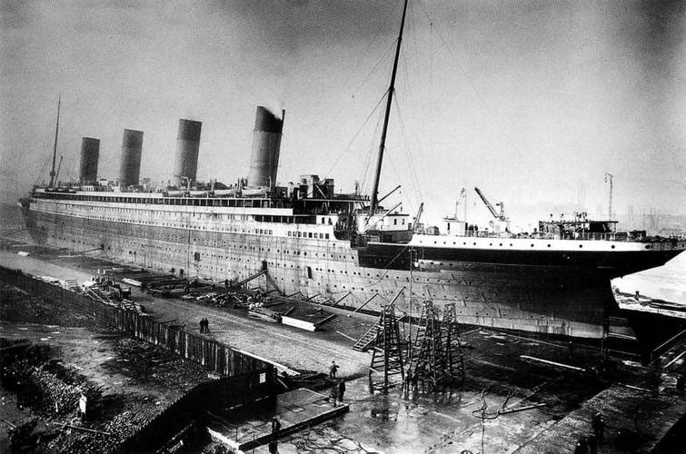 Anh hiem ve tau Titanic truoc khi bi chim-Hinh-2