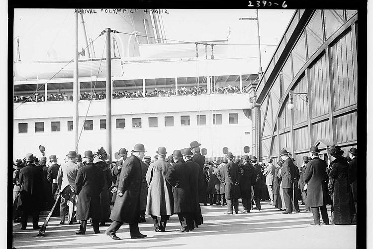 Anh hiem ve tau Titanic truoc khi bi chim-Hinh-5