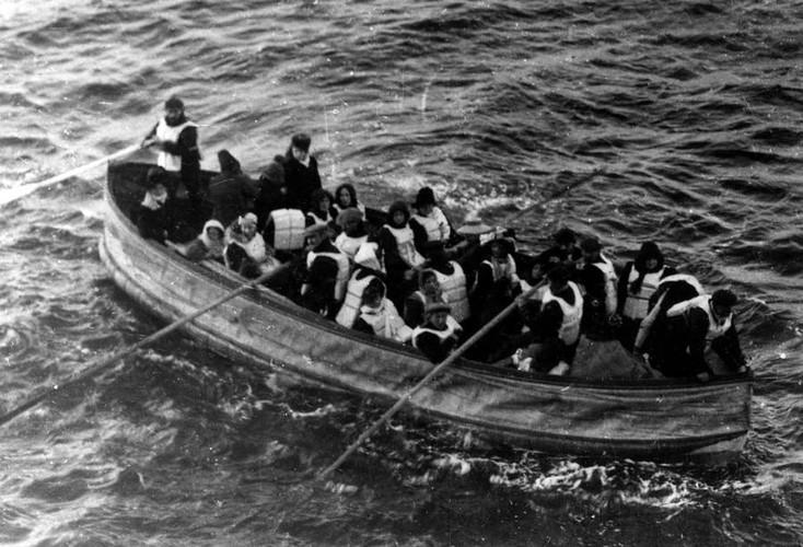 Anh hiem ve tau Titanic truoc khi bi chim-Hinh-7