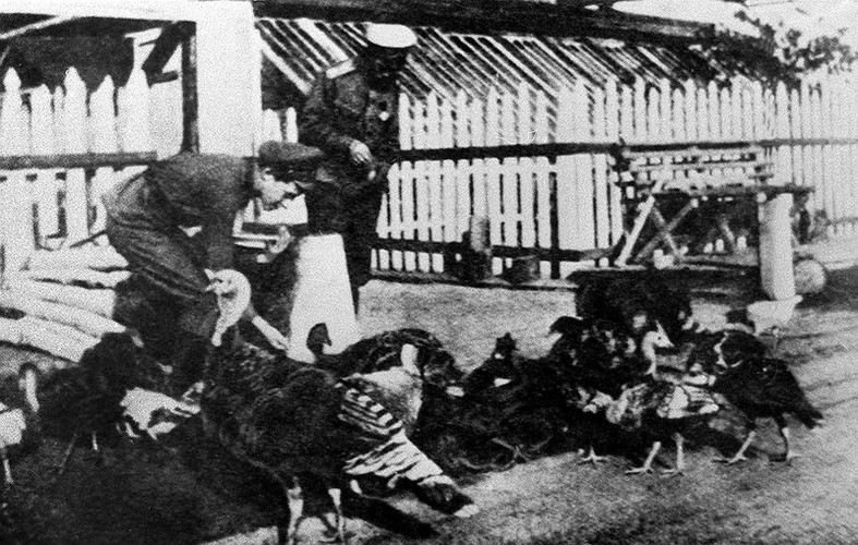 Anh hiem ve Sa hoang Nikolai II bi luu day o Siberia-Hinh-4
