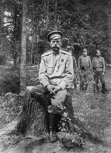 Anh hiem ve Sa hoang Nikolai II bi luu day o Siberia-Hinh-7
