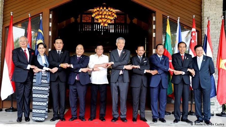 Kham pha cac quoc gia thanh vien ASEAN qua anh