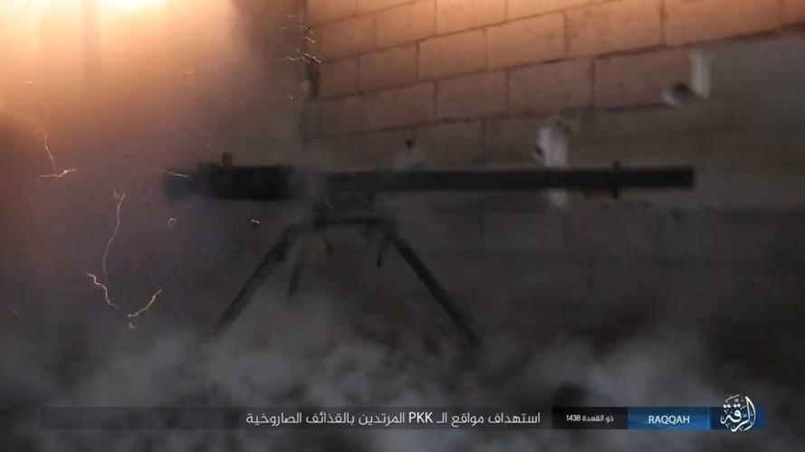 Anh: IS dien cuong chong tra du bi bao vay o Raqqa-Hinh-2