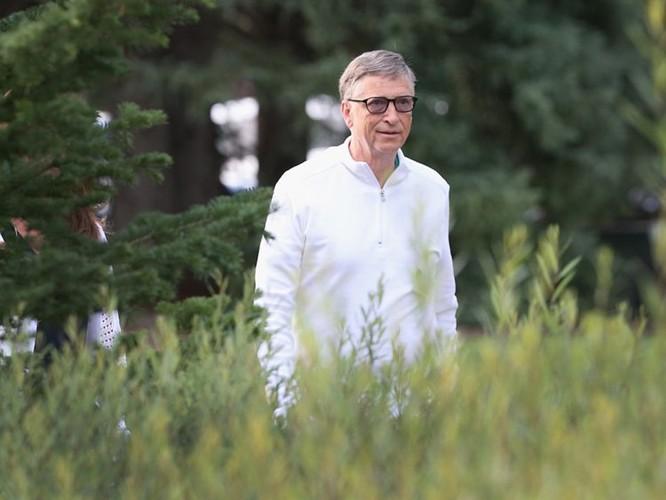 Thoi quen cua Bill Gates: An burger va rua bat moi toi-Hinh-11