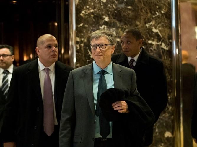 Thoi quen cua Bill Gates: An burger va rua bat moi toi-Hinh-6
