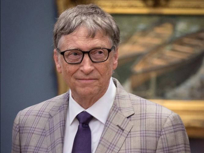 Thoi quen cua Bill Gates: An burger va rua bat moi toi-Hinh-7
