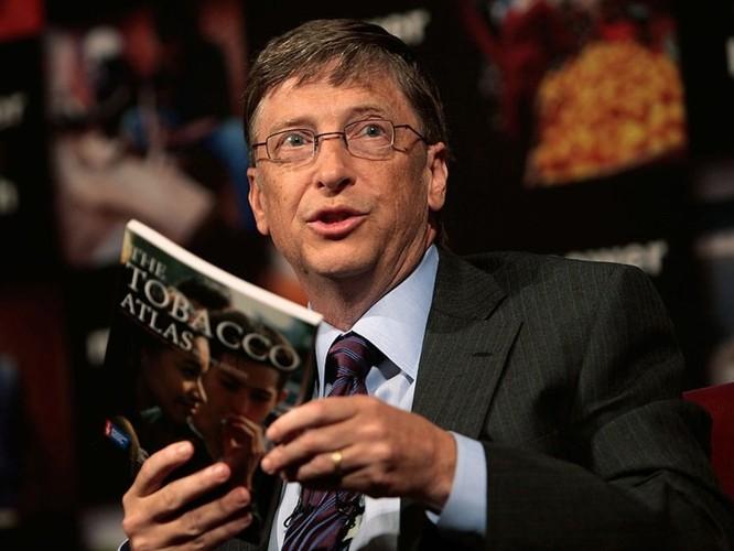 Thoi quen cua Bill Gates: An burger va rua bat moi toi-Hinh-9