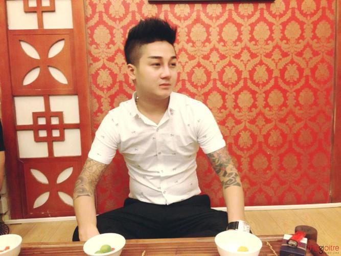 """Thanh troll"" Ha thanh gay sot vi giong tai tu Hong Kong"