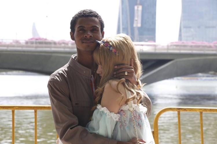 Chang da den Campuchia lay vo xinh nhu hot girl gio ra sao?-Hinh-11