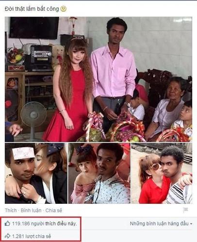 Chang da den Campuchia lay vo xinh nhu hot girl gio ra sao?
