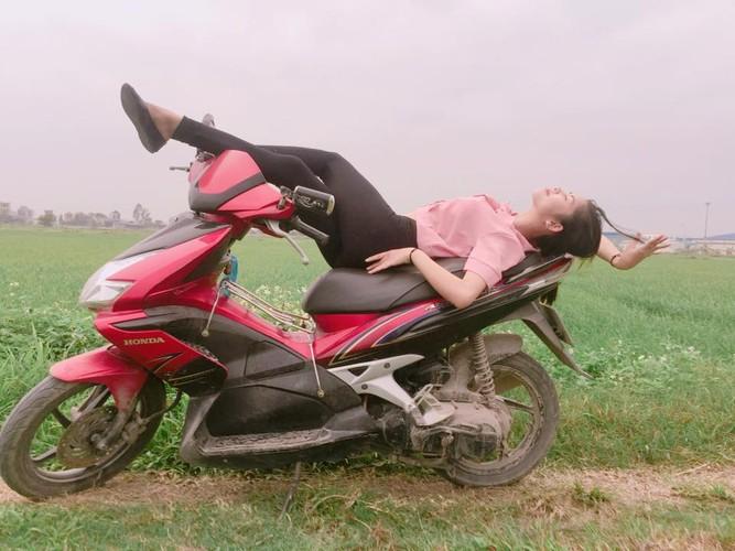Khoanh khac kho do cua hot girl chan khoeo Hai Duong-Hinh-5