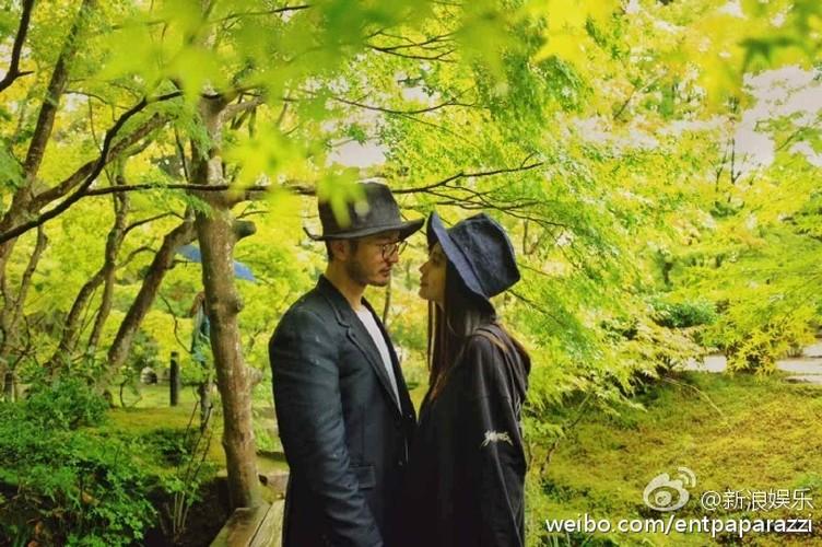 Huynh Hieu Minh dua vo bau Angelababy di nghi duong-Hinh-3