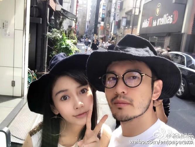 Huynh Hieu Minh dua vo bau Angelababy di nghi duong-Hinh-4