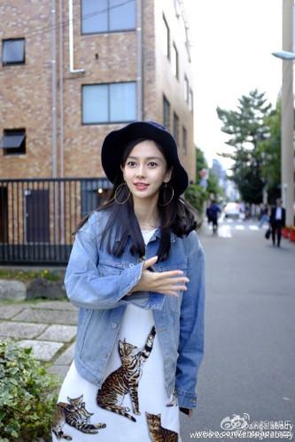 Huynh Hieu Minh dua vo bau Angelababy di nghi duong-Hinh-7