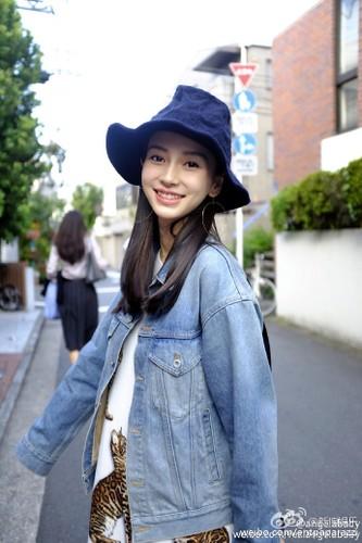 Huynh Hieu Minh dua vo bau Angelababy di nghi duong-Hinh-9
