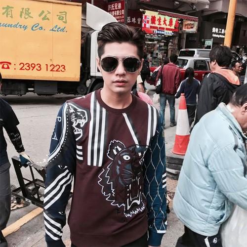 Noo Phuoc Thinh cung dan sao Han toi Hong Kong du MAMA