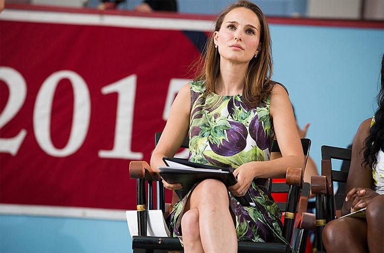 Natalie Portman xung danh sao nu tuoi Dau thong minh nhat Hollywood-Hinh-2
