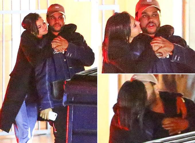 Selena Gomez hon tinh moi dam duoi khi di hen ho