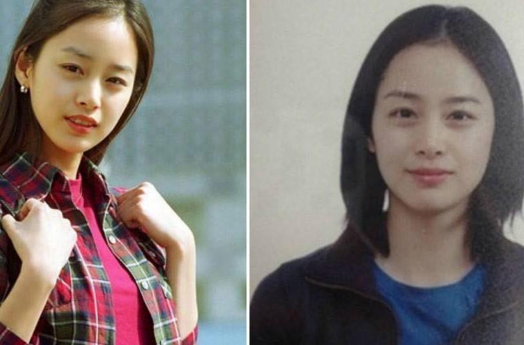 Ngam Kim Tae Hee xinh dep thuo hoc sinh