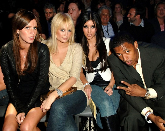 Ngam loat anh hiem cua Kim Kardashian thoi chua noi tieng-Hinh-8