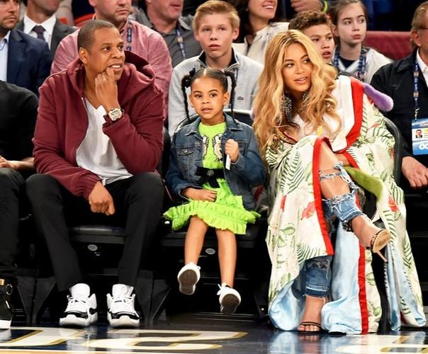 Kieu chieu con bang hang hieu gay choang cua Beyonce