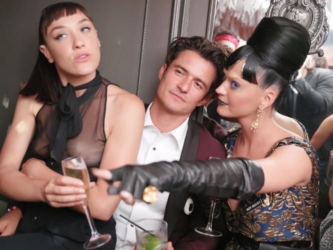 Khoanh khac ngot ngao nhat cua Katy Perry va Orlando Bloom-Hinh-6