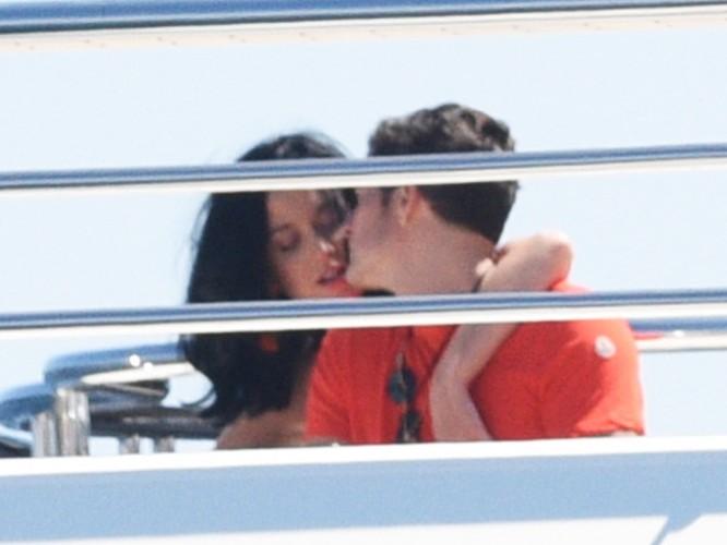 Khoanh khac ngot ngao nhat cua Katy Perry va Orlando Bloom-Hinh-7