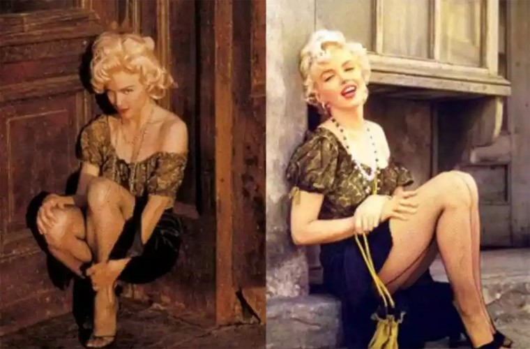 Ban sao va phien ban loi cua Marilyn Monroe-Hinh-3